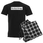 Knit everything together Men's Dark Pajamas