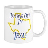 Hanging Out in TX Mug
