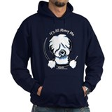 Old English Sheepdog IAAM Hoodie