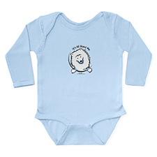 Spoiled Eskie Long Sleeve Infant Bodysuit