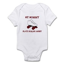 Cute Roller skates Infant Bodysuit