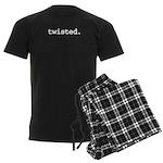 twisted. Men's Dark Pajamas