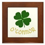 Irish O'Connor Framed Tile