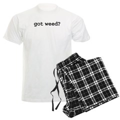 got weed? Men's Light Pajamas