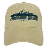 Arapahoe Basin Blue Mountain Baseball Cap