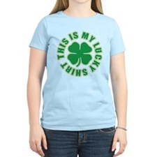 This is my Lucky shirt T-Shirt