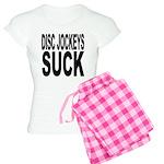 Disc Jockeys Suck Women's Light Pajamas