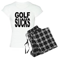 Golf Sucks Pajamas
