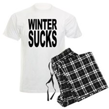 Winter Sucks Pajamas