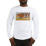 The Cavalry Charge Long Sleeve T-Shirt