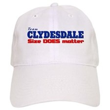 """Team Clydesdale"" Baseball Cap"