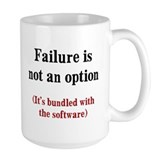 Software Failure Coffee Mug