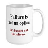 Software Failure Mug