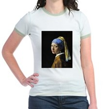 Girl with a Pearl Earring T