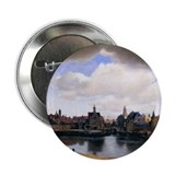 "View of Delft 2.25"" Button (10 pack)"