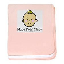 Hapa Kids Club baby blanket