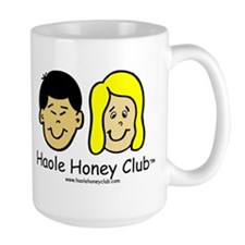 Haole Honey Club - Blond Mug