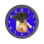Puppy Wall Clock