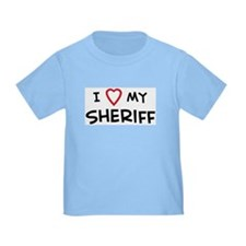 I Love Sheriff T