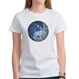 Women's T-shirt with Yin Yang