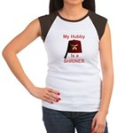 Shriners Lady Women's Cap Sleeve T-Shirt