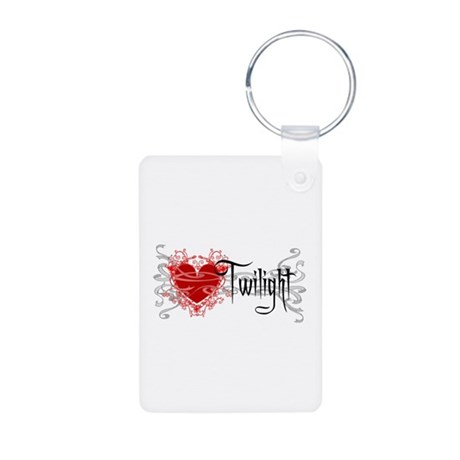Twilight Movie Aluminum Photo Keychain