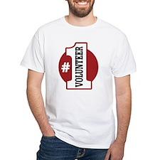 #1 Volunteer Shirt