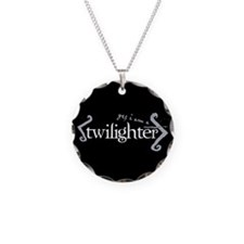Twilighter Necklace Circle Charm