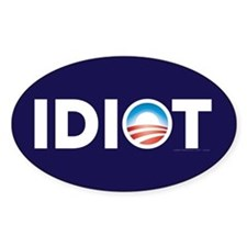 Obama Parody Decal