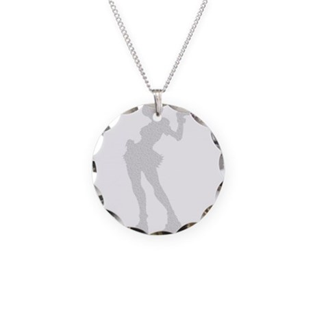 Sexy Nurse Necklace Circle Charm
