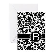 monogram items Greeting Cards (Pk of 10)