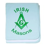 The Irish Masons S&C baby blanket