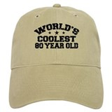 World's Coolest 80 Year Old Cap