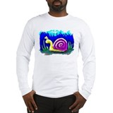 Snail Tail Long Sleeve T-Shirt