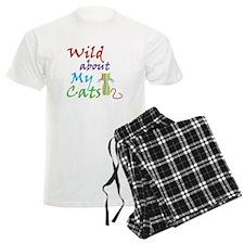 Wild about My Cats Pajamas