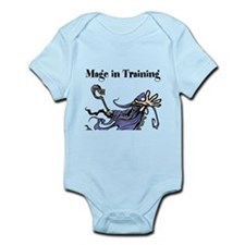 Gaming Mage in Training Infant Bodysuit