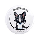 "Cardigan Corgi Lover 3.5"" Button"