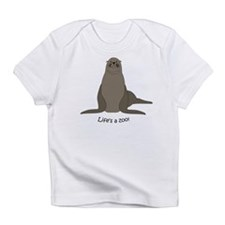 Sea/Sea lion Infant T-Shirt