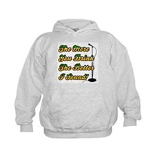 The More You Drink Hoodie