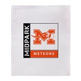 Midpark Throw Blanket