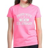Proud Wife of a US Airman Tee