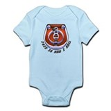 This is How I Roll Skee Ball Infant Bodysuit