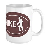 Unique Trail photo Mug