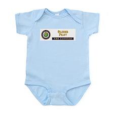 Glider Pilot Infant Bodysuit