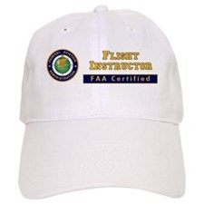 Flight Instructor Cap