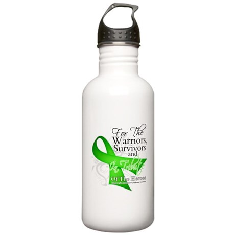 Tribute Non-Hodgkins Stainless Water Bottle 1.0L
