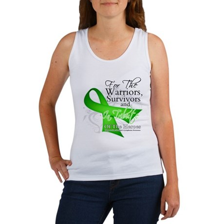 Tribute Non-Hodgkins Women's Tank Top