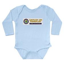 Airframe & Powerplant Long Sleeve Infant Bodysuit