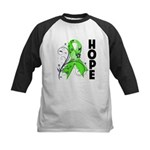 Hope NonHodgkins Lymphoma Kids Baseball Jersey