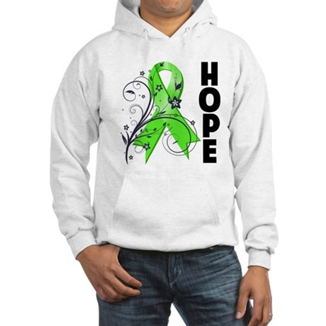 Hope NonHodgkins Lymphoma Hooded Sweatshirt
